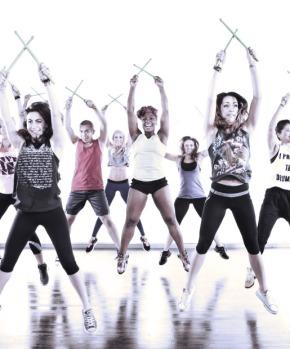 New Fitness Trend Alert: POUNDRockout